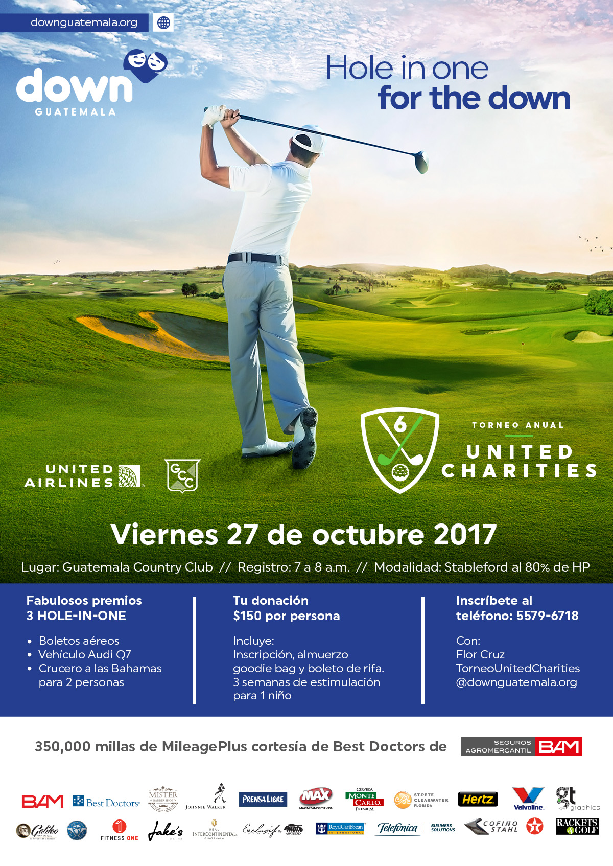 Torneo Anual United Charities