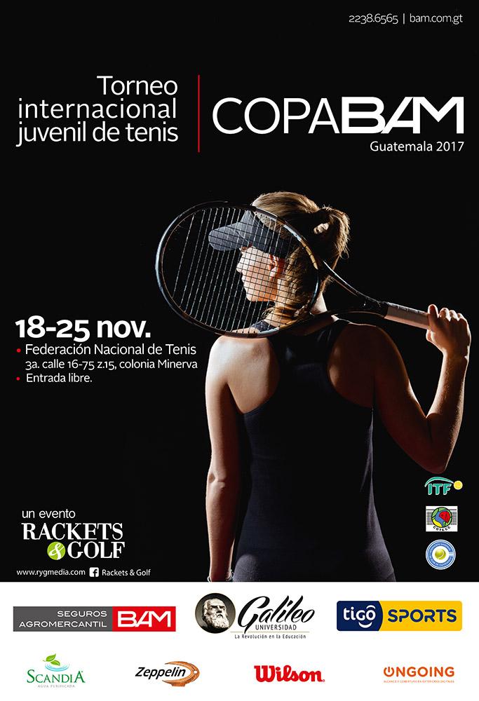 Copa BAM Torneo Internacional Juvenil de Tenis