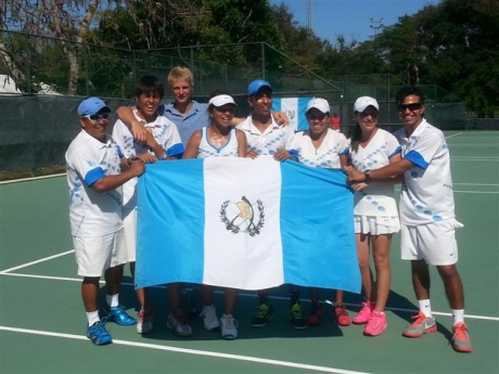 Copa Davis y Fed Cup Juniors