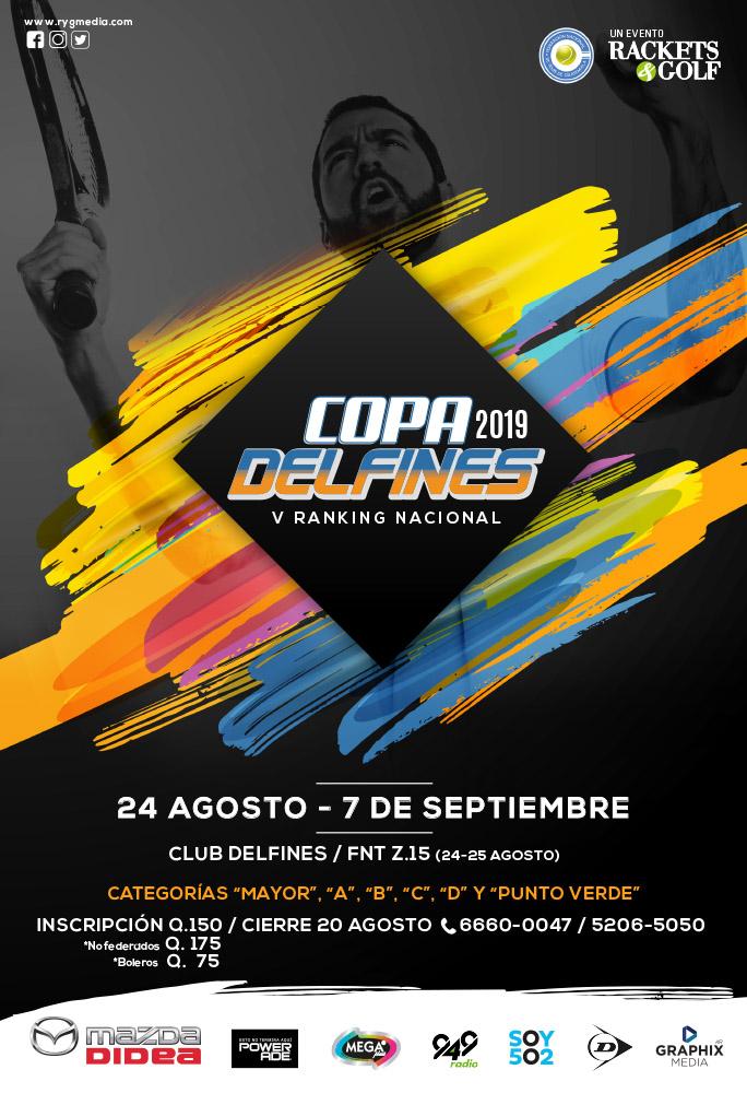 Copa Delfines V Ranking Nacional de Tenis