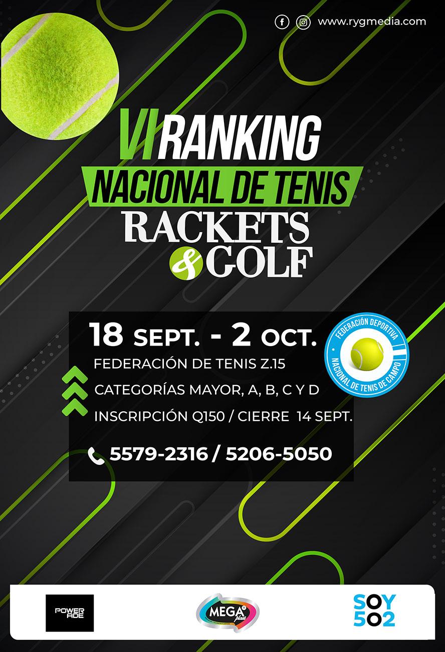 6to ranking nacional