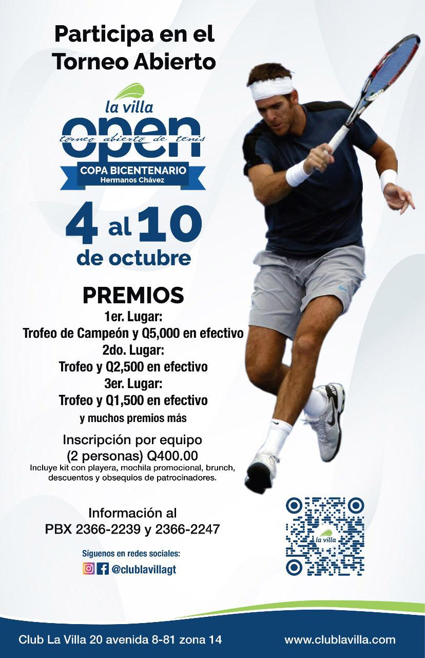 La Villa Open