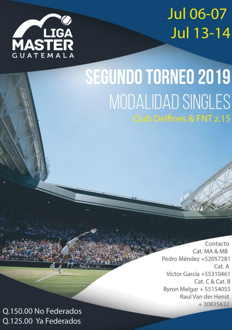 II Torneo Liga Master